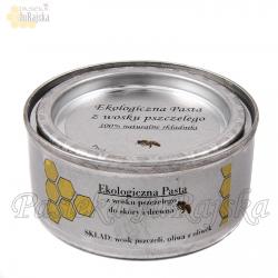 Naturalna pasta z wosku pszczelego 100g