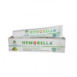Hemorella - naturalna maść na hemoroidy