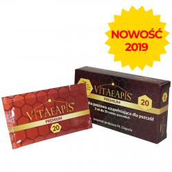 VitaeApis® Premium 20 - mieszanka paszowa uzupełniająca